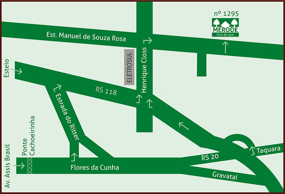 Mapa Merode